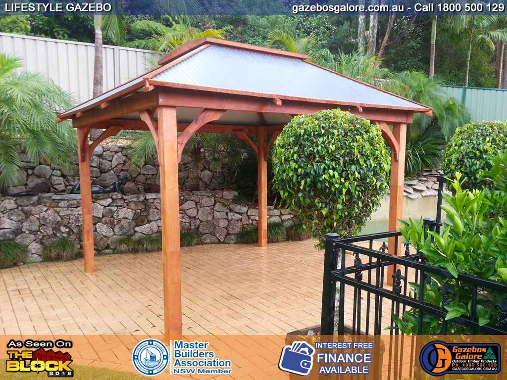 Lifestyle Gazebo