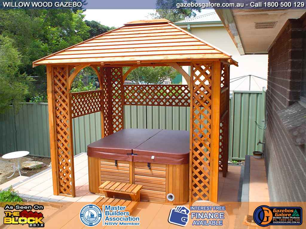 Willowood Gazebo