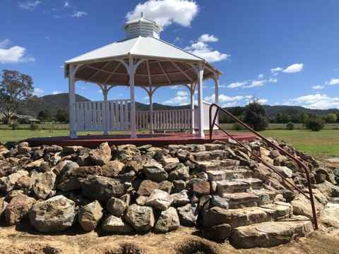Octagonal Gazebo – Spring Flat – NSW – 2580