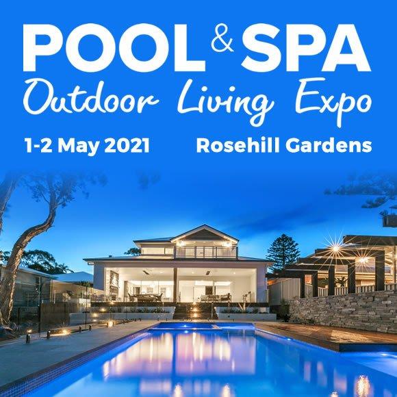 Sydney's Pool & Spa Expo – SPASA April 2021