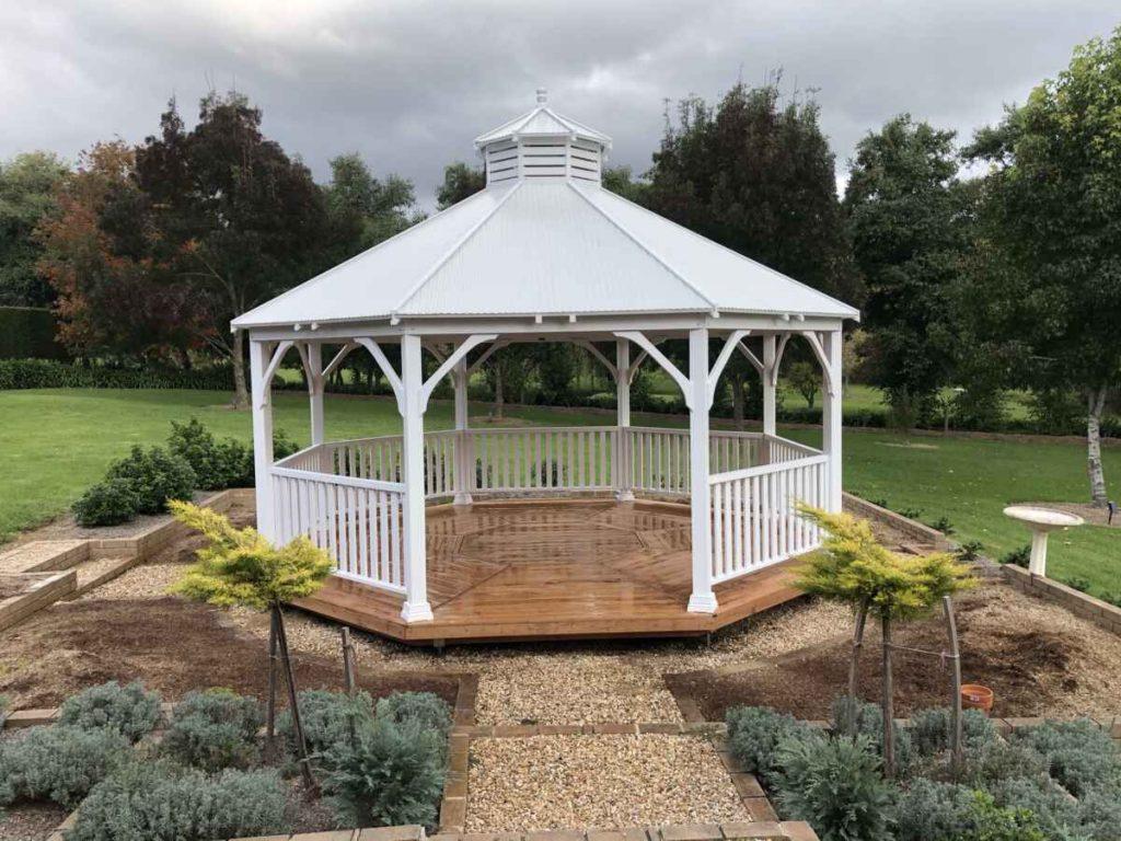Wedding Gazebo – Mittagong – NSW – 2575