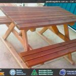 Gazebos Galore Benches Tables & Stools