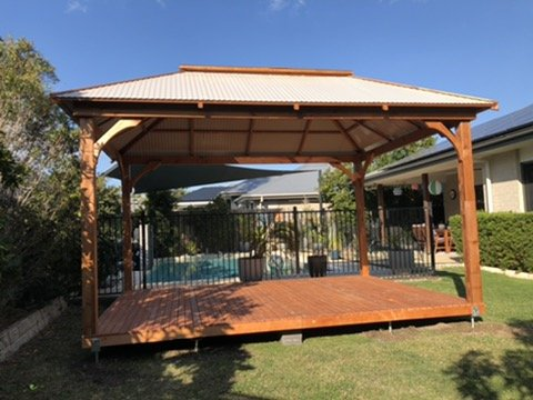 Lifestyle Gazebo – Brisbane – QLD – 4000