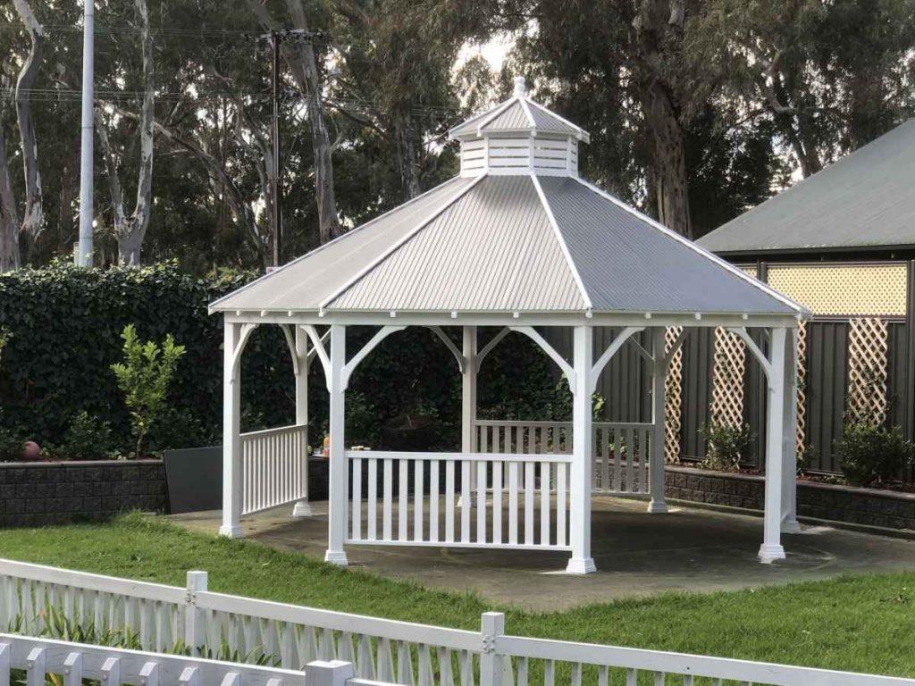 Wedding Gazebo – Adelaide – SA – 5000